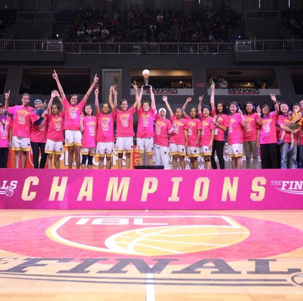 Surabaya Fever Juara WIBL 2016