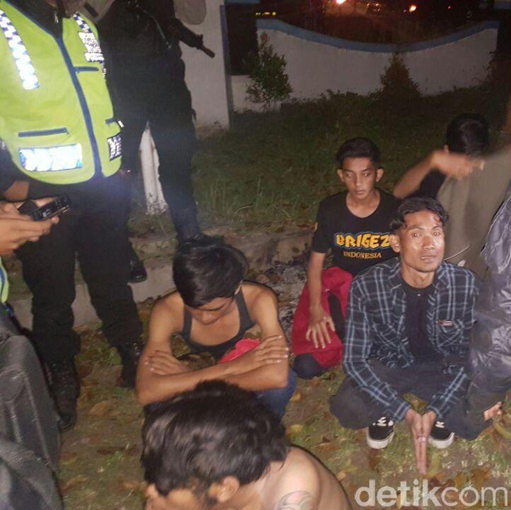 Diduga Mau Buat Onar, 26 Anggota Geng Motor di Bandung Ditangkap Polisi