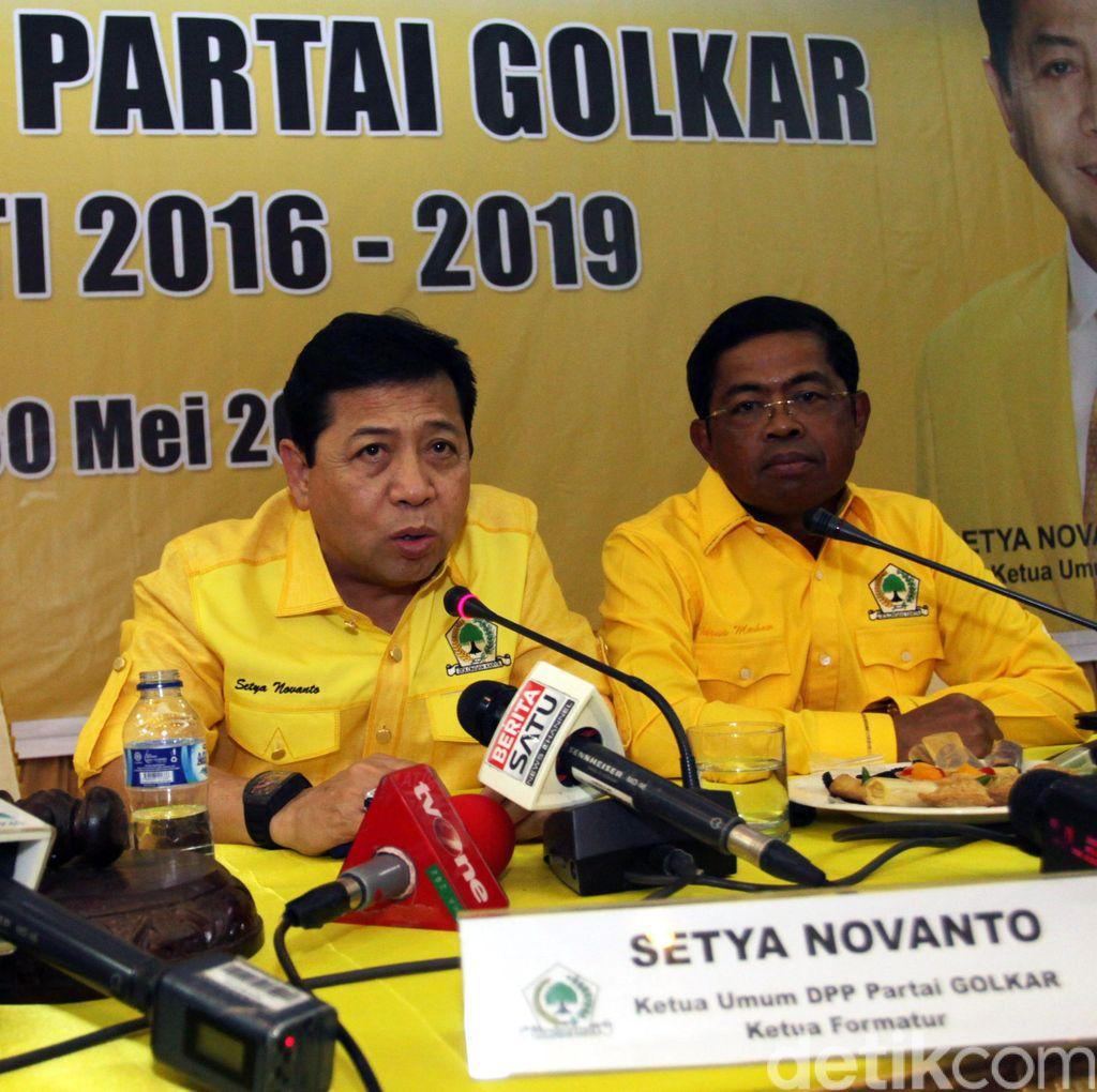 Rapimnas Golkar akan Tentukan Dukungan untuk Ahok di Pilgub DKI