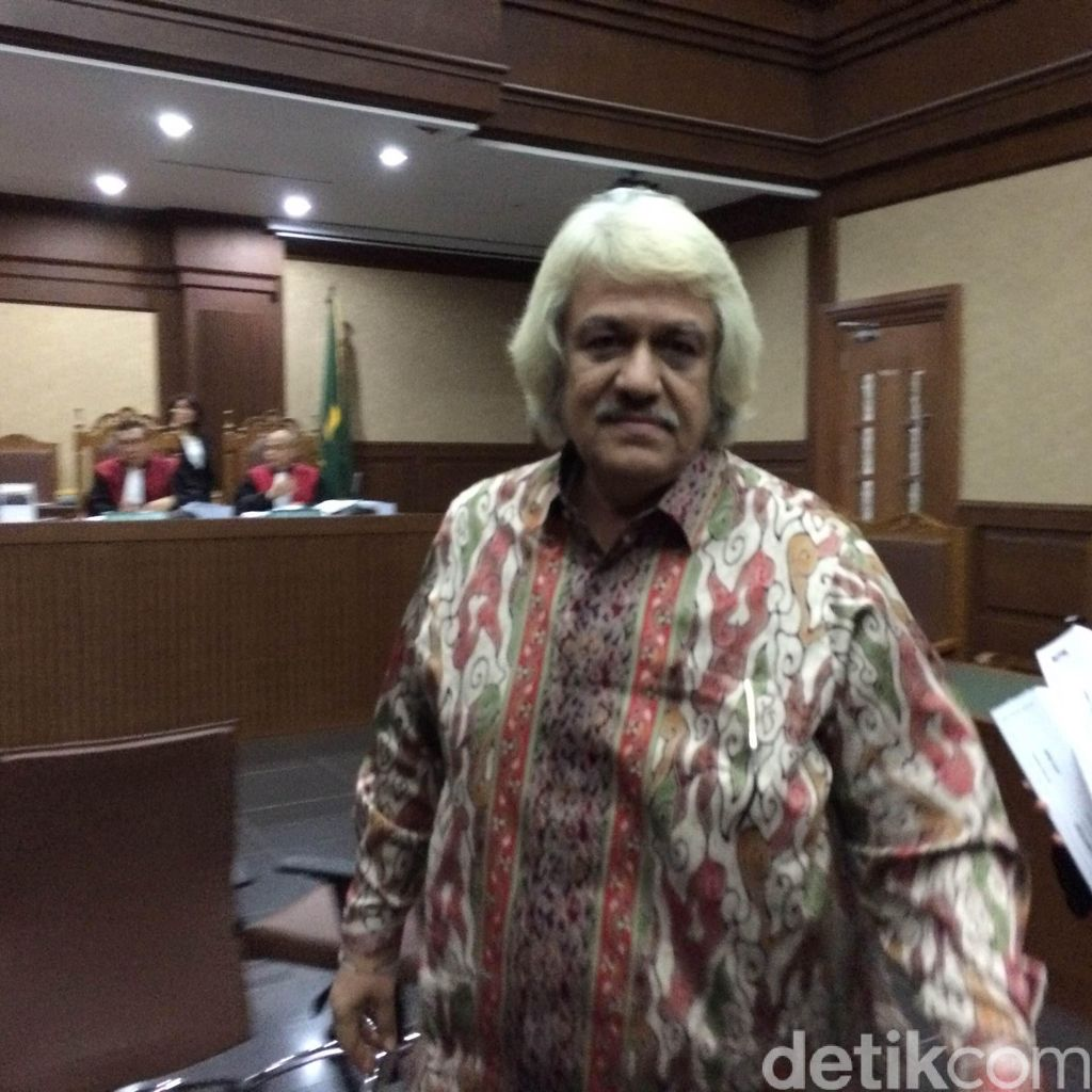 Terima Duit dari Gatot, Eks Ketua DPRD Sumut Dituntut 5 Tahun Penjara