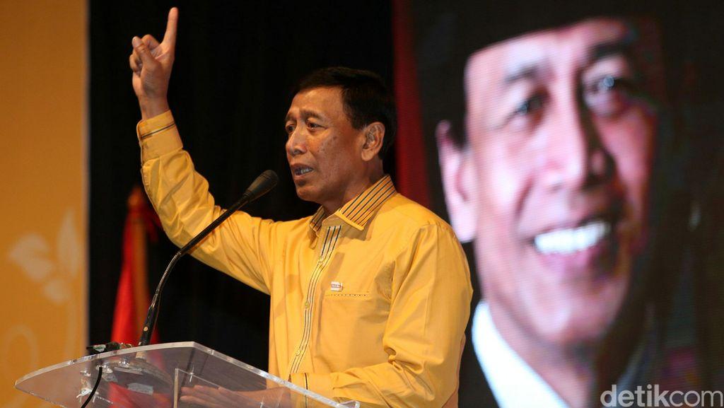 Pesan Wiranto ke Kader Hanura: Ayo Rukun dan Kembangkan Persatuan!