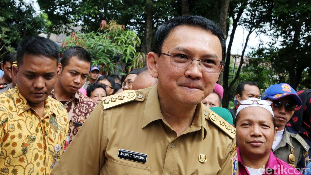 Ahok Akan Hadiri Haul Taufiq Kiemas di Rumah Megawati