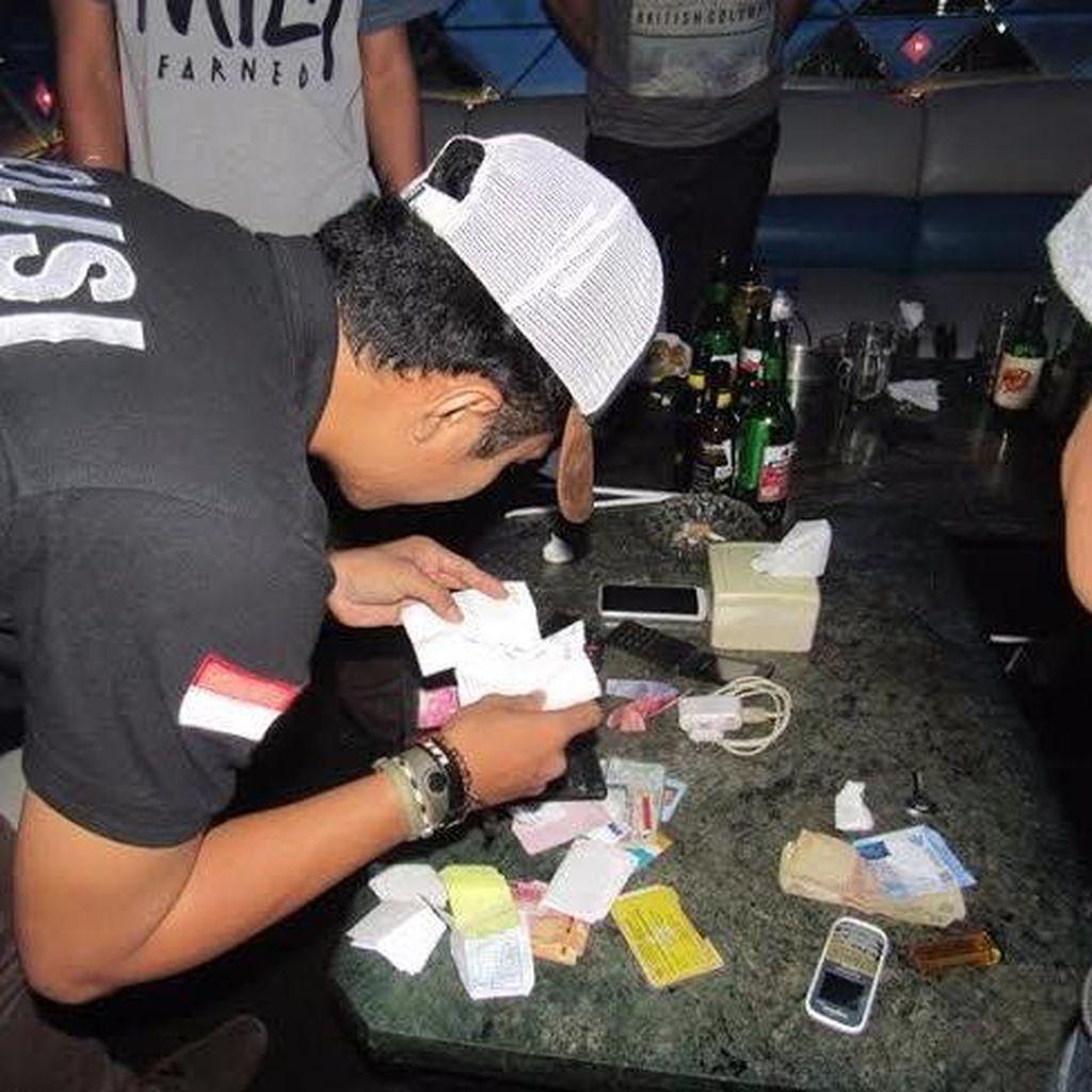 Jelang Puasa, Polisi Razia Narkoba di Tempat Hiburan di Tangerang