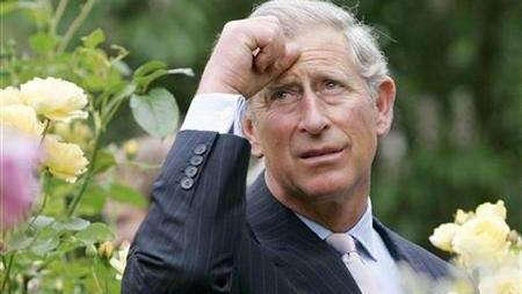 Sendirian Memberitakan Kabar Miring Soal Pangeran Charles
