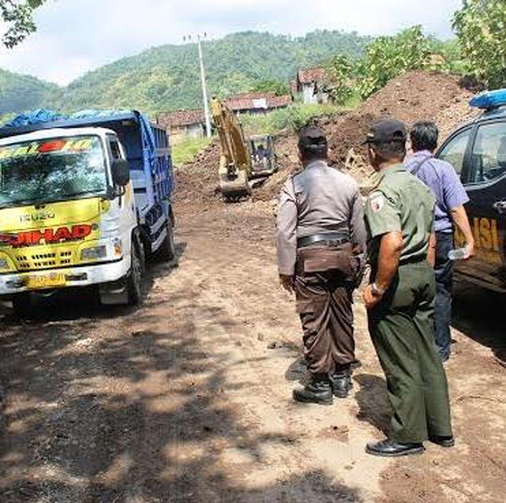 Tiga Aktivitas Penambangan di Situbondo Dihentikan Diduga Liar