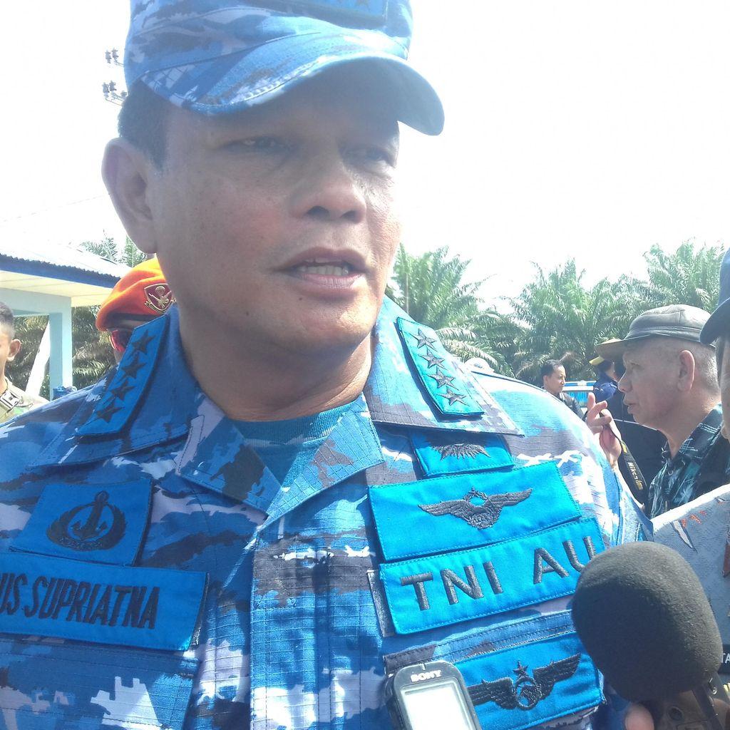 Gubernur Dukung Penuh Latihan Besar TNI AU di Babel