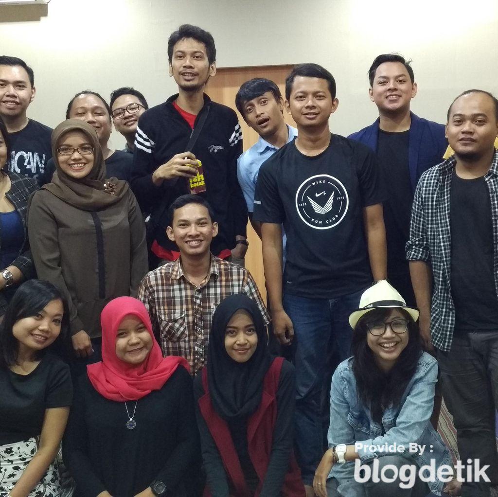 Belajar Gaya Hidup Sehat Dengan Menari di Sunday Sharing Surabaya #16!