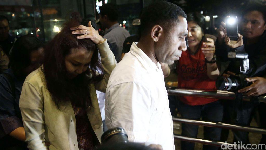 Sedang di Luar Kota, Istri Nurhadi Batal Jadi Saksi Edy Nasution