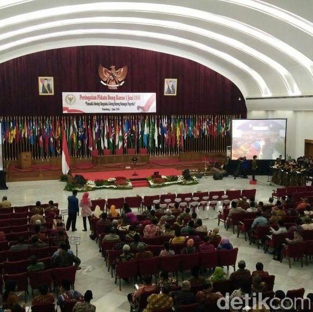 Kota Bandung Ingin Rutin Jadi Tuan Rumah Peringatan Hari Lahir Pancasila