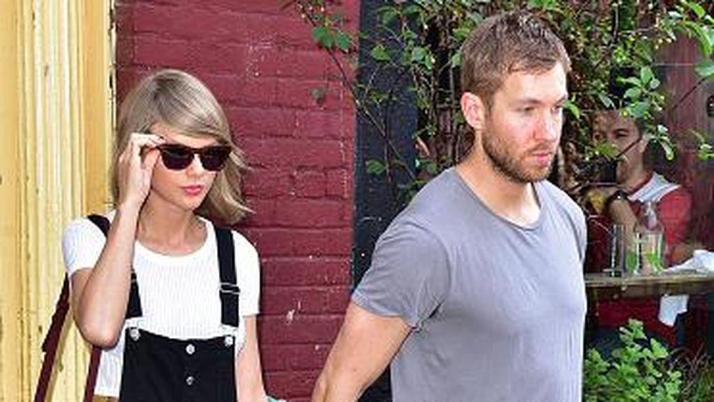 Taylor Swift dan Calvin Harris Sudah Kibarkan Bendera Putih