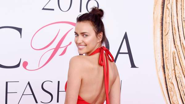 Irina Shayk, Hot in Red