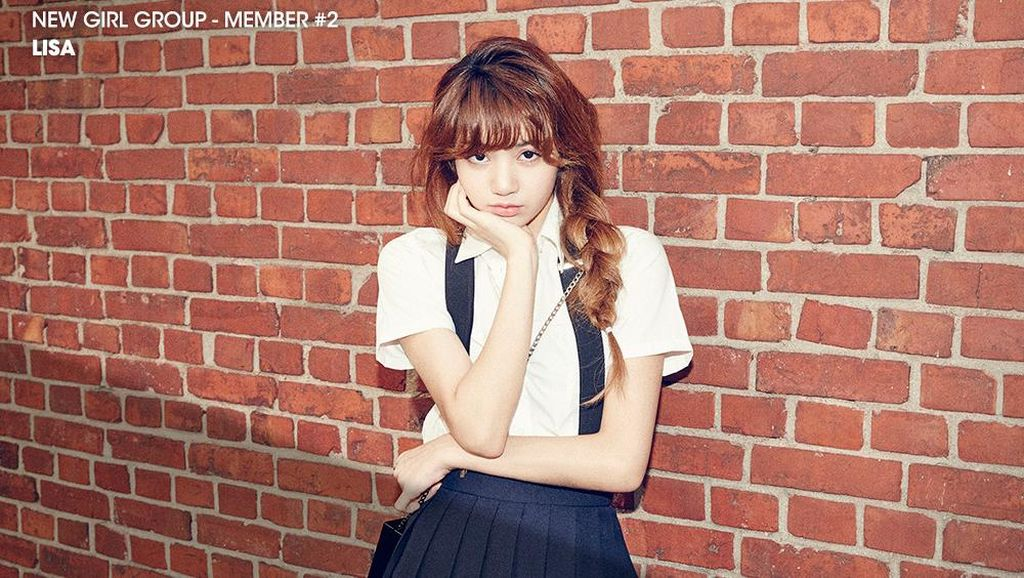 Lisa, Member Girlband Asal Thailand Pertama YG Entertainment
