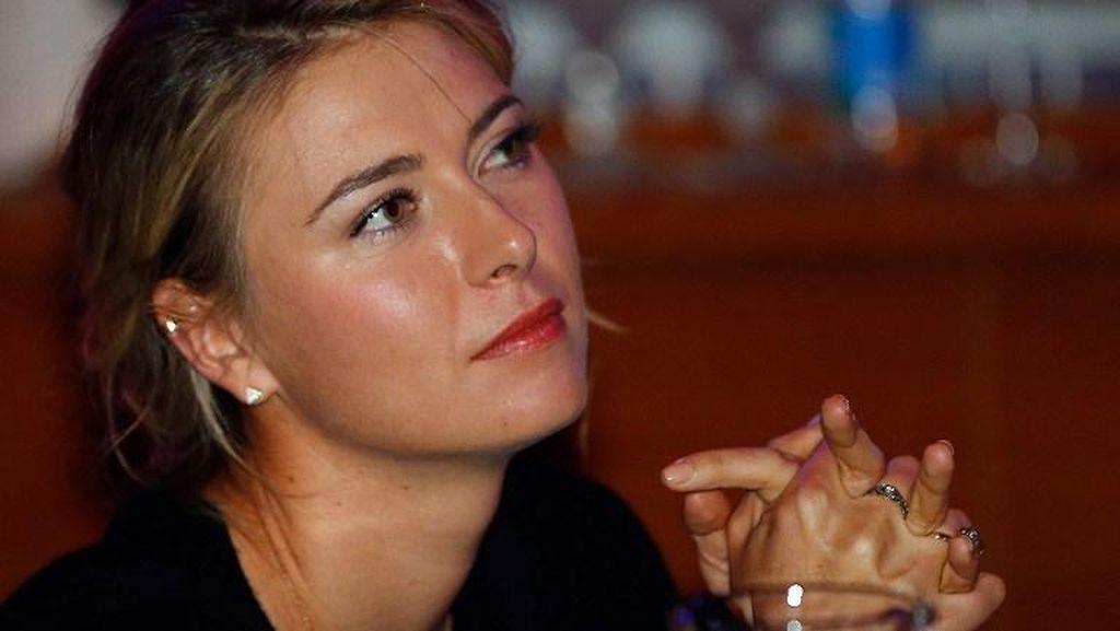 Hari Ini Sharapova Akan Ketahui Hasil Naik Bandingnya dalam Kasus Doping