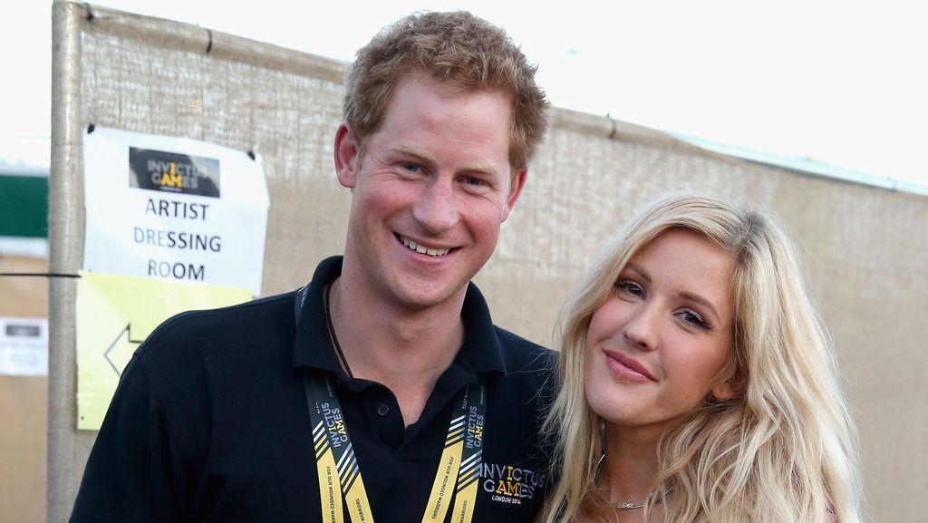 Pangeran Harry dan Ellie Goulding Kembali Dikabarkan Dekat