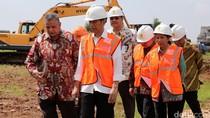 Grounbreaking PLTU Lontar oleh Presiden Jokowi