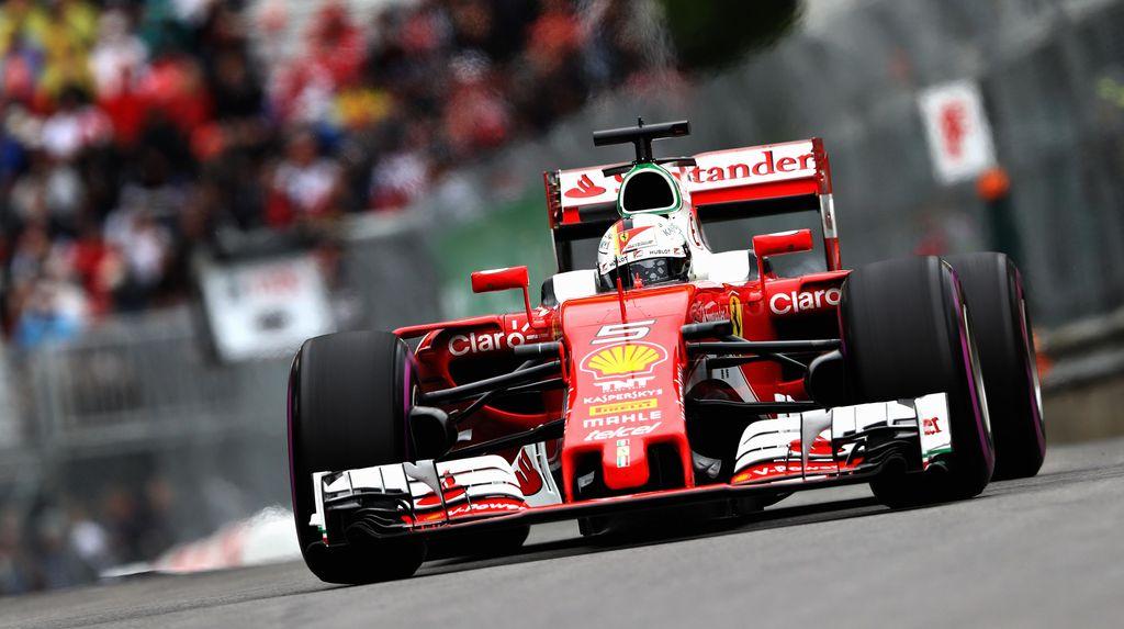 Vettel Tercepat di Sesi Akhir