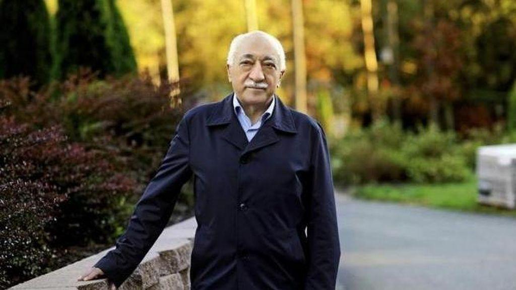 Polisi Turki Tahan Saudara Laki-laki Ulama Fethullah Gulen