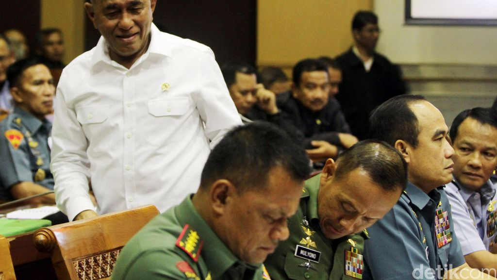Menhan Larang TNI Berpolitik Praktis karena Bisa Memecah Persatuan