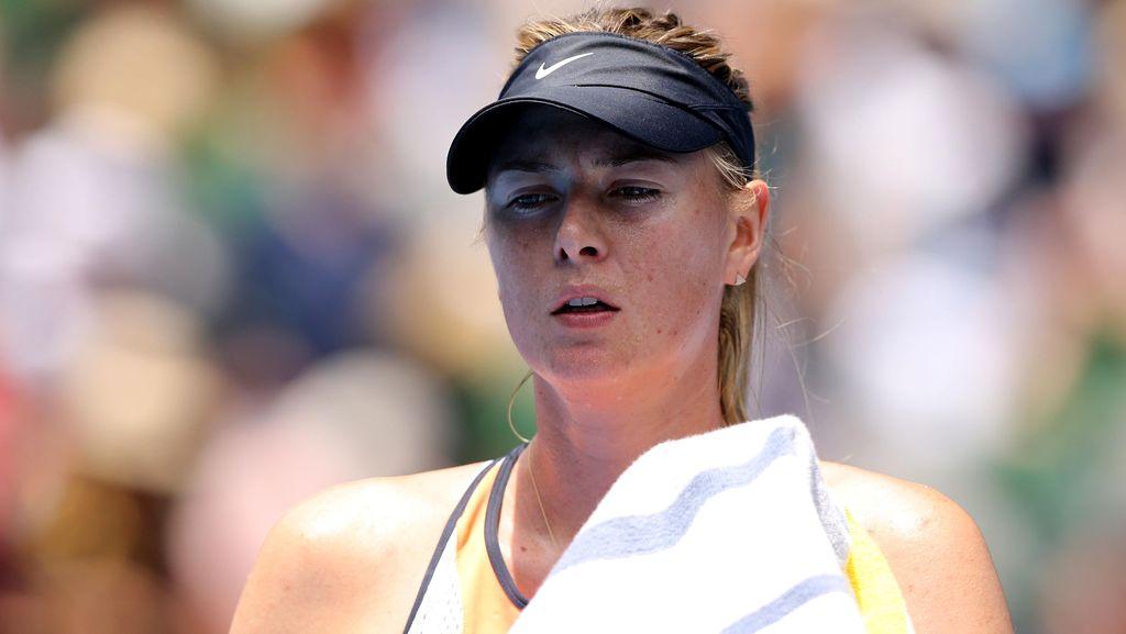Sharapova Ajukan Banding ke CAS