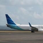 Garuda Lirik Penerbangan ke Chengdu dan India