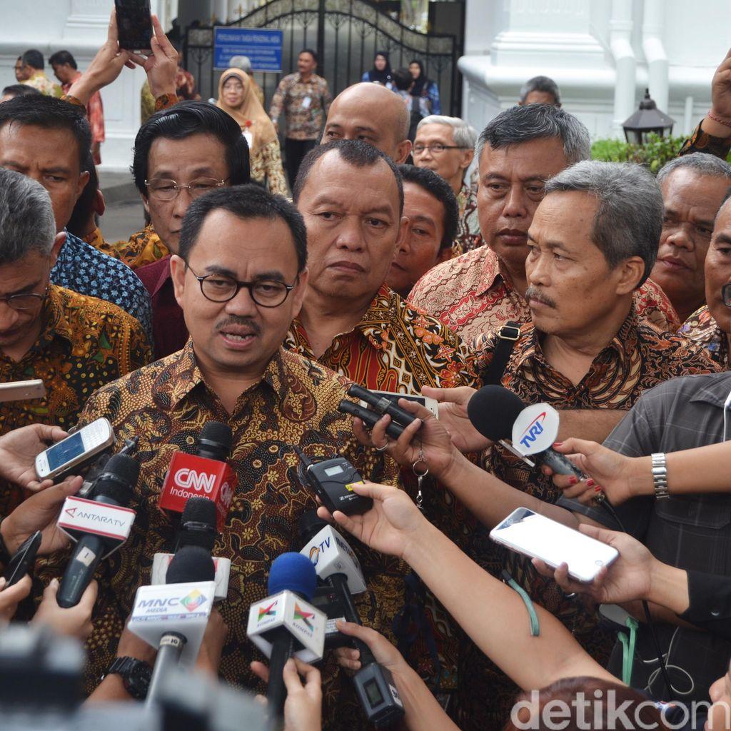 Anies dan Sudirman Said, 2 Menteri Berkinerja Baik yang Diisukan Ikut Diganti