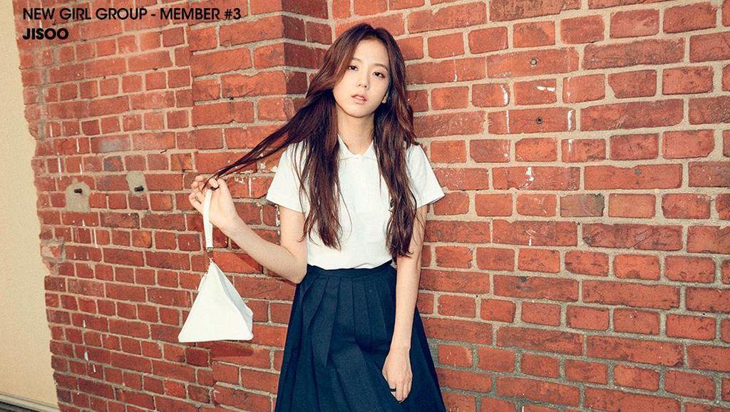 Ini Jisoo, Member ke-3 Girlband Baru YG Entertainment