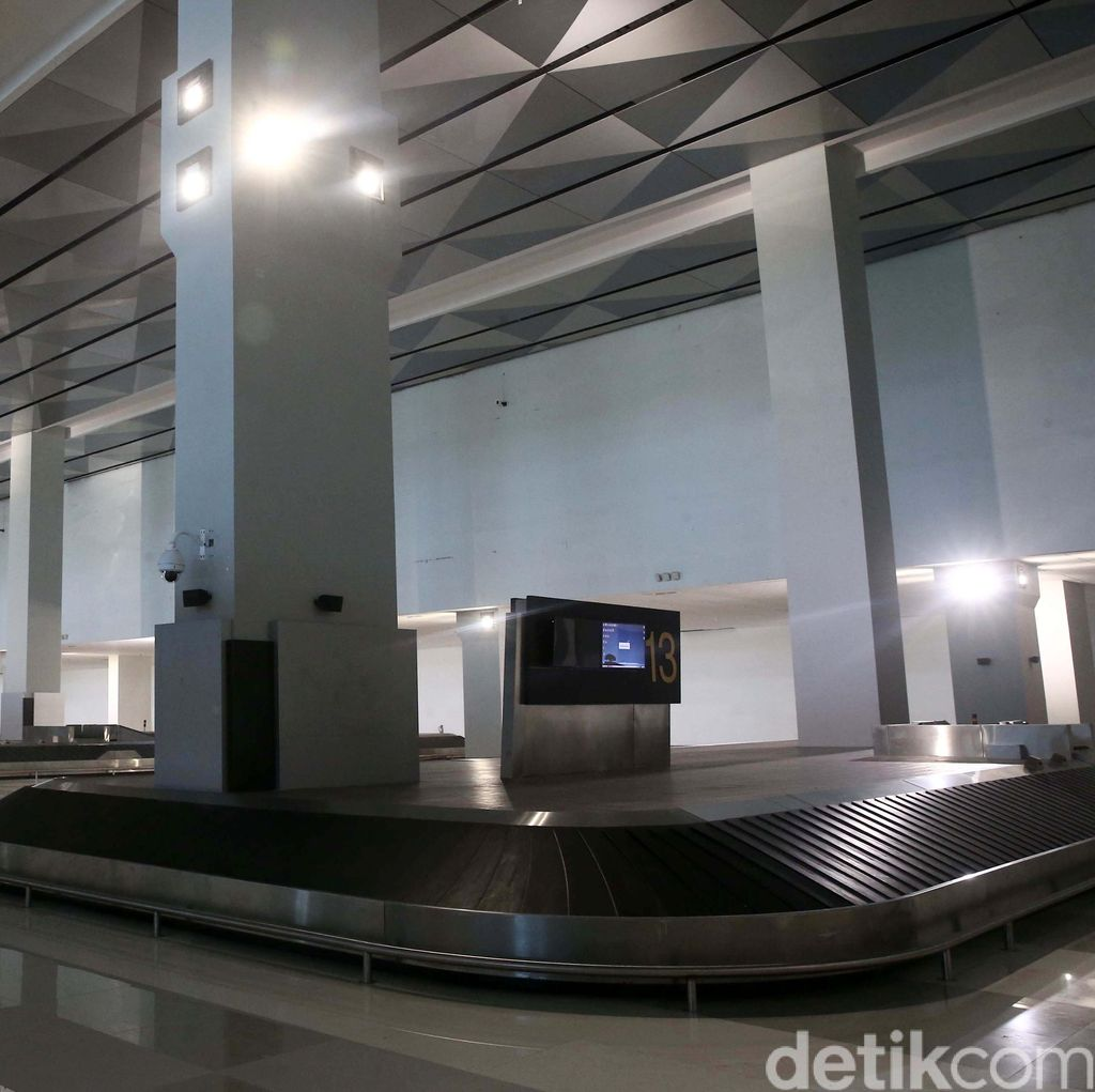 Kemenhub Verifikasi Kesiapan Terminal 3 Ultimate Setelah Lebaran