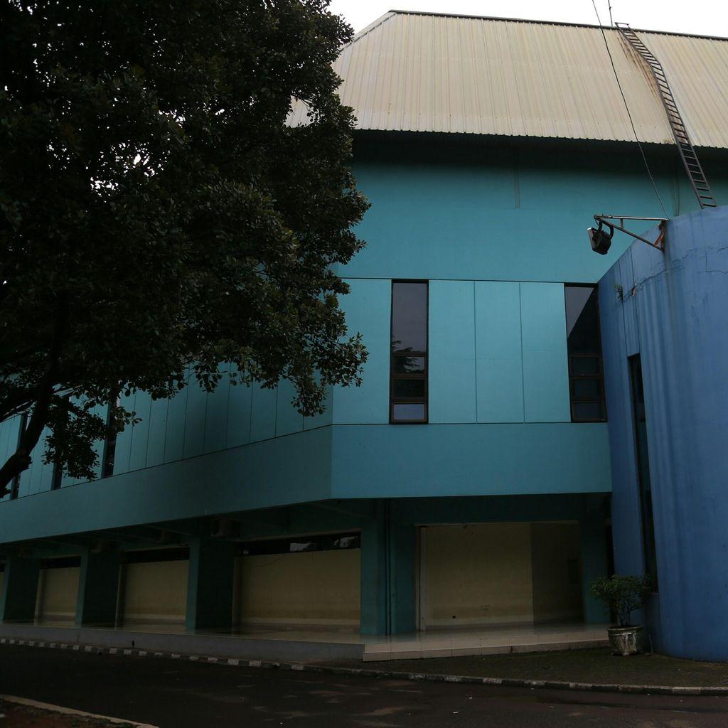 Penggusuran Stadion Tenis, Dirut PPK GBK:  Sejarah Bisa Disimpan di Museum