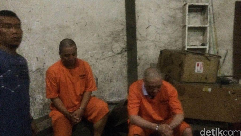Narkoba di Ancol Diselundupkan Pakai Kotak Besi Seberat 800 Kg