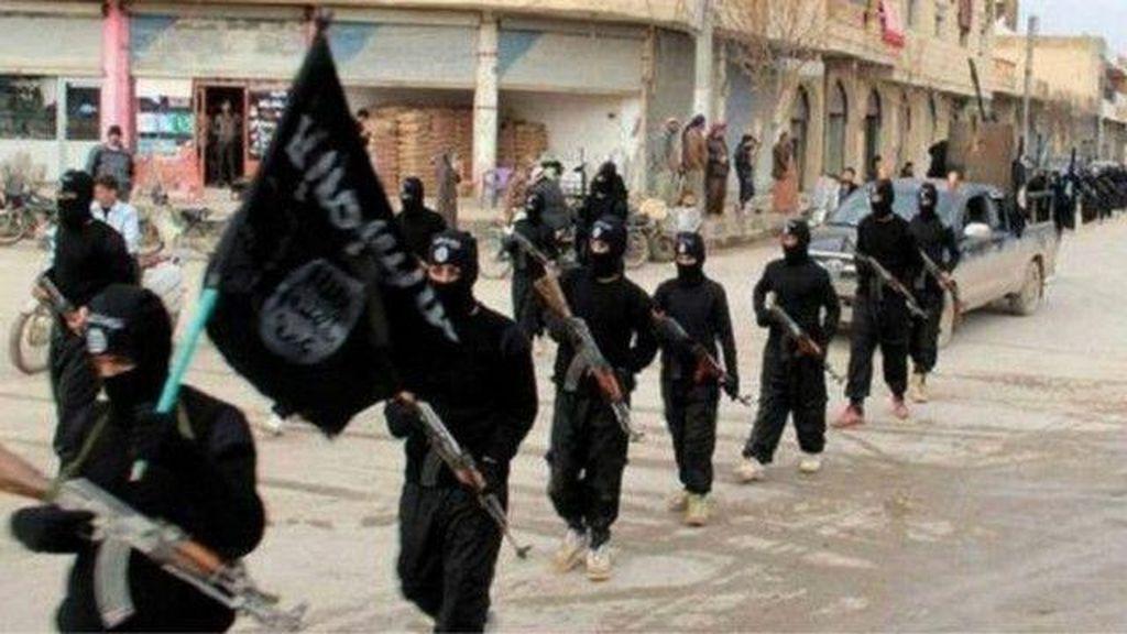 Polisi Turki Tembak Mati Tersangka Pengebom Bunuh Diri ISIS