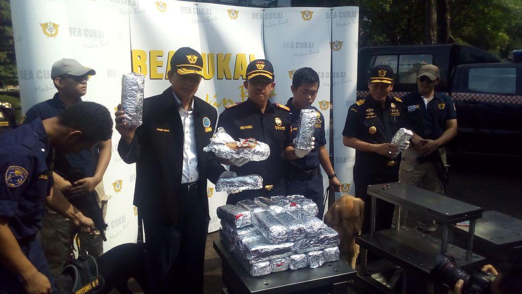 Penyelundup Sabu 33 Kg di Ancol Dipastikan Jaringan Freddy Budiman