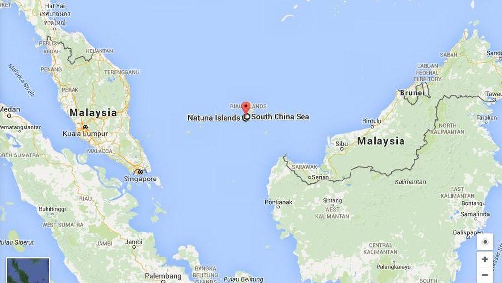 Wilayah Udara Natuna di Bawah Singapura, RI Mesti Kerja Keras Mengembalikannya
