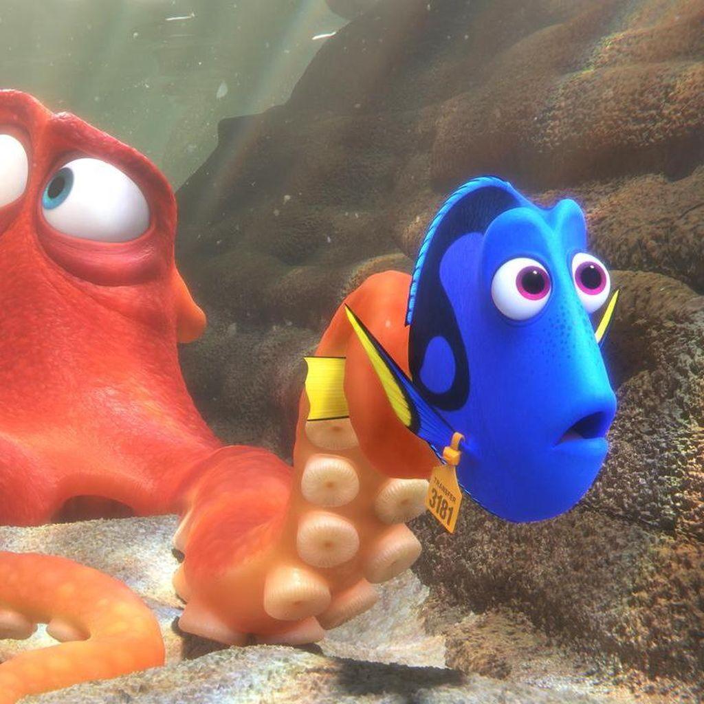 Pendapatan Menurun, Finding Dory Tetap Bertahan di Box Office