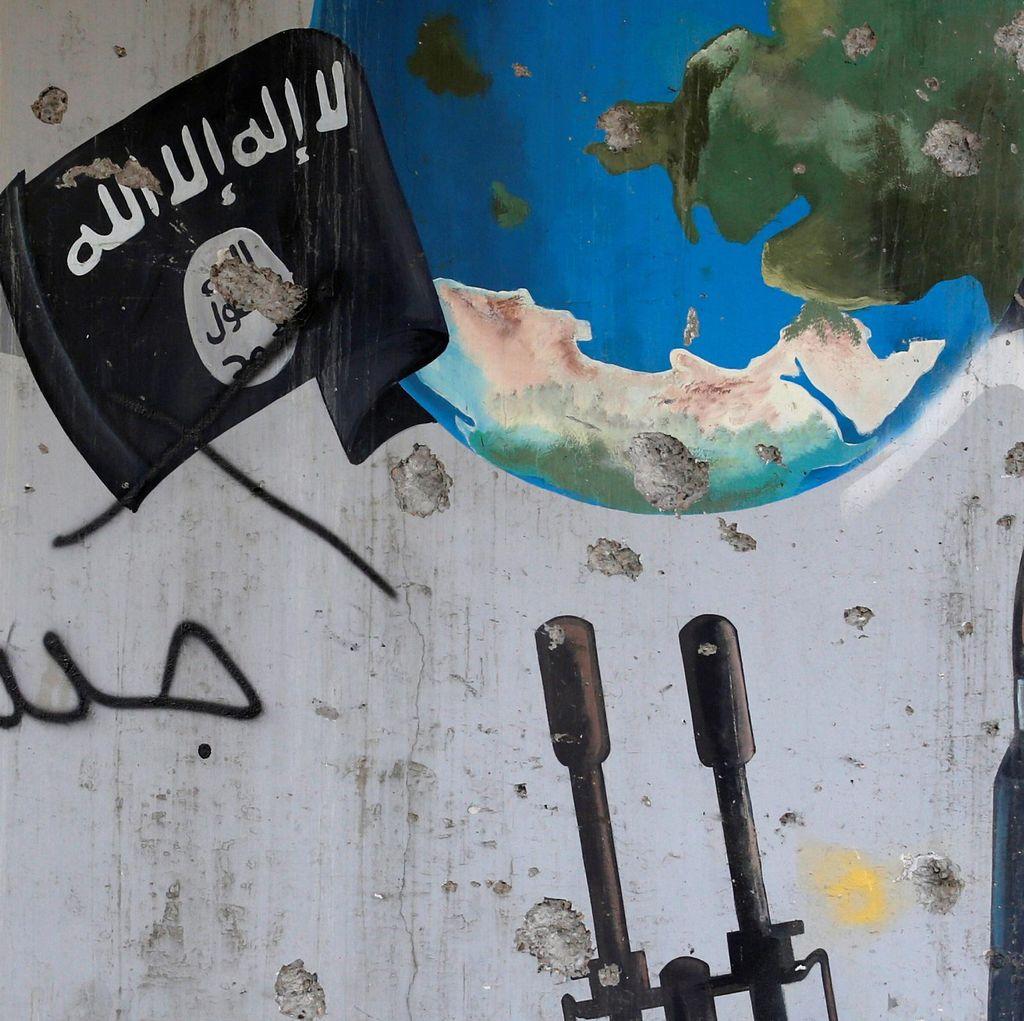 ISIS Eksekusi 5 Warga Irak Termasuk Polisi
