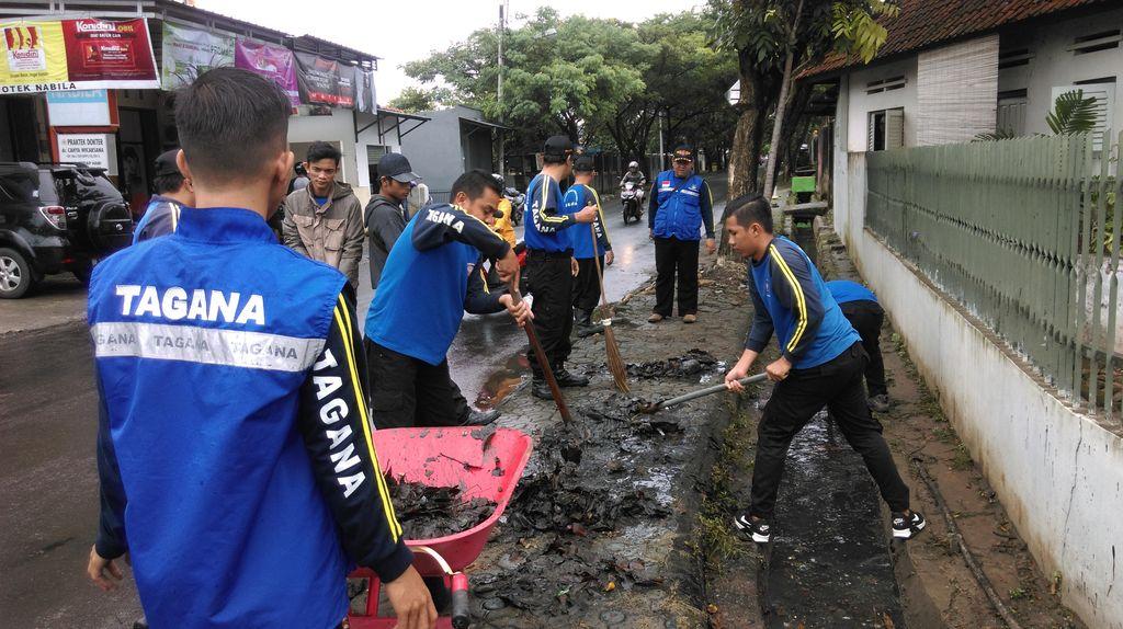 Dihadiri Utusan PBB, 1.300 Personel Taruna Siaga Bencana Ikuti Jambore Nasional