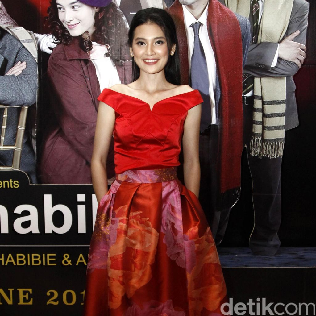 Dari Rudy Habibie, Indah Permatasari Lanjut ke Film Komedi