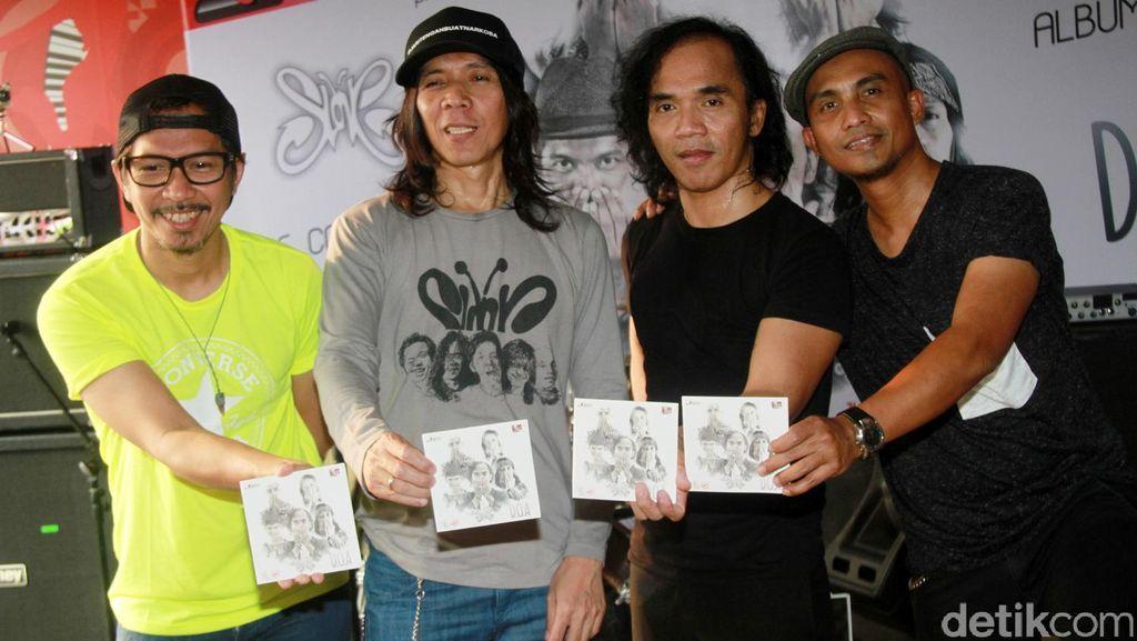 Sambut Lebaran, Slank Hadiahkan Slankers Album D.O.A