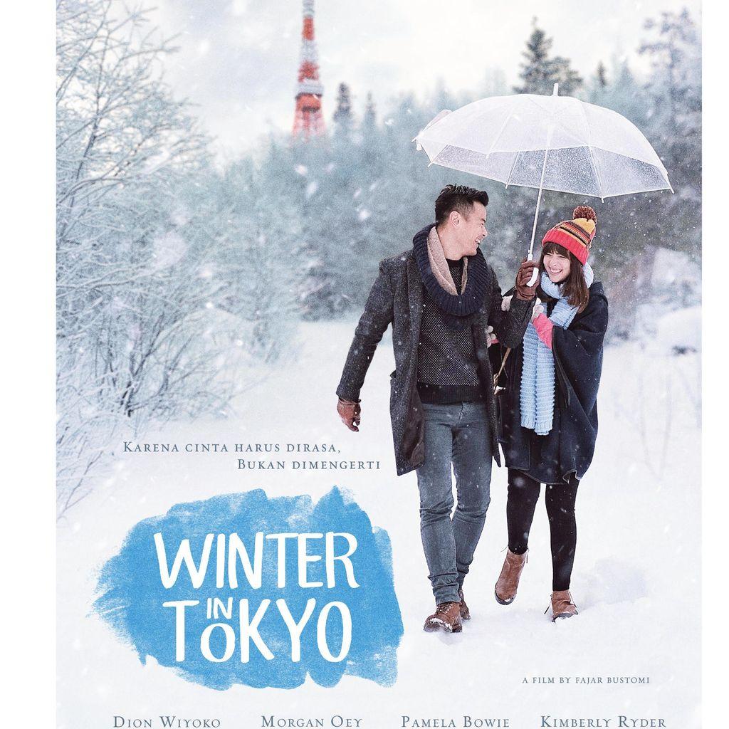 Merasakan Cinta dengan Latar Keindahan Jepang di Winter in Tokyo