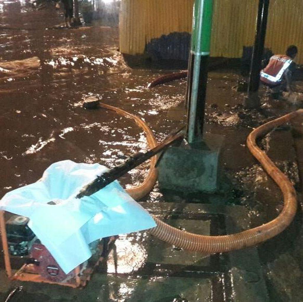 Gedebage Tetap Banjir Meski Ada Tol Air, Ini Penjelasan Ridwan Kamil