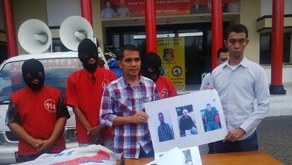 Tiga Orang Jadi Tersangka Buntut Demo Rusuh di PT Spindo
