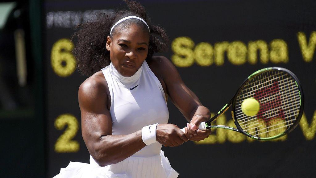 Serena Jumpa Kerber di Final