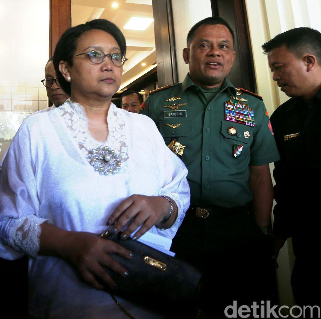 Menlu: Bentuk Diplomacy Food, Ada 1.600 Warung Indonesia di Belanda