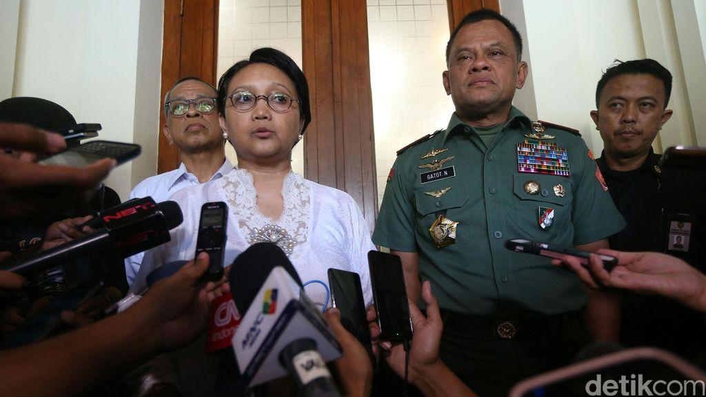 Gatot Berharap TNI Dapat Kado Ulang Tahun Bebasnya 2 Sandera Abu Sayyaf