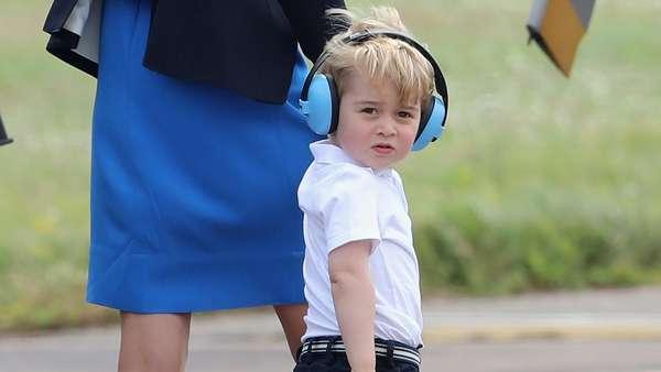 Jelang Usia 3 Tahun, Pangeran George Makin Menggemaskan!