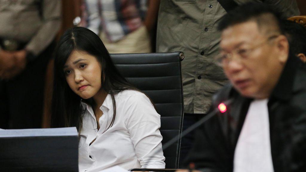 Jessica Wongso Diperiksa Sebagai Terdakwa