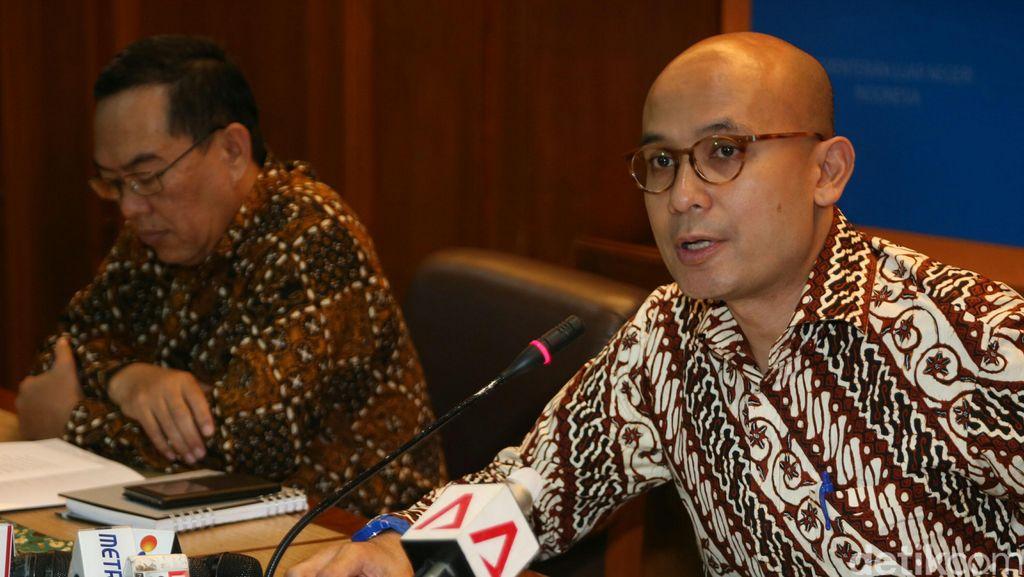 Kemlu: Latihan TNI AU di Natuna Tak Ada Hubungannya dengan Laut Cina Selatan