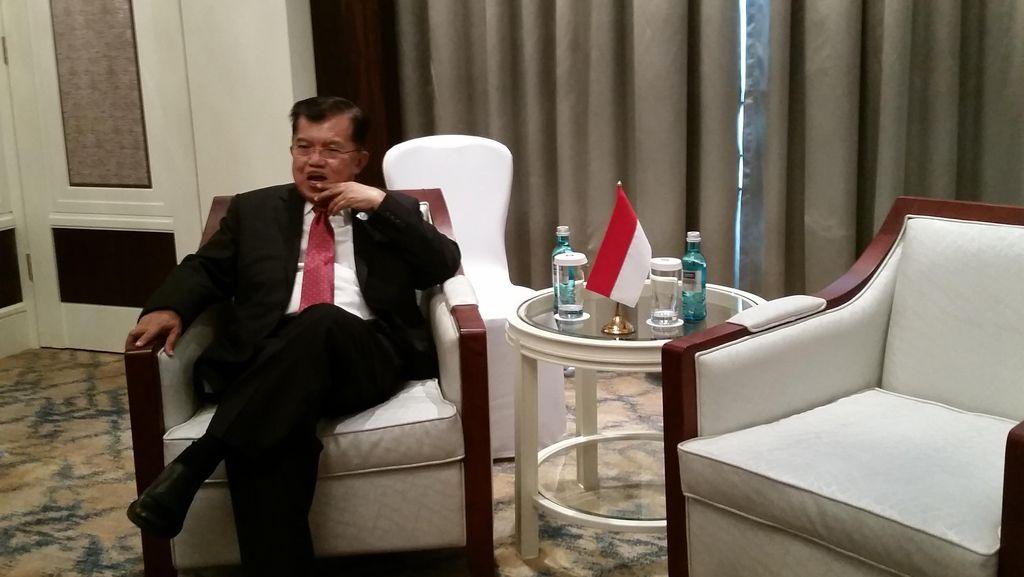 TNI AU Ajukan Pembelian Helikopter, JK: Sekarang Kita Berhemat