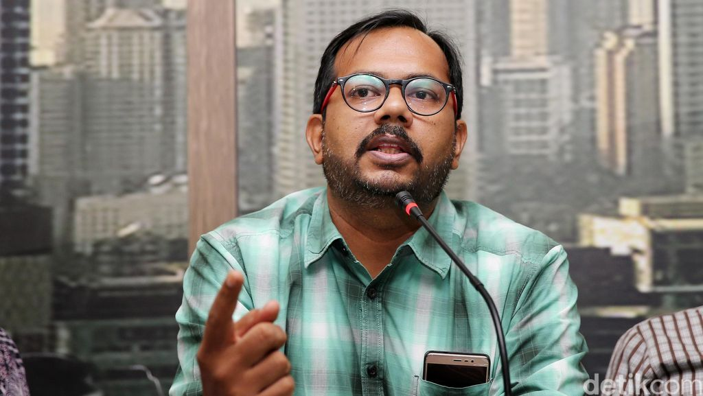 BNN, Polri dan TNI Laporkan Aktivis Kontras Haris Azhar ke Bareskrim