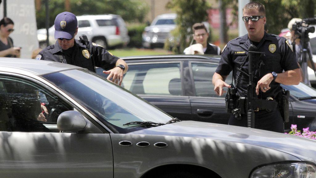 Penembak 3 Polisi di Baton Roudge Lancarkan Aksinya Saat Ulang Tahun