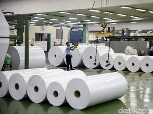 Angin Segar Untuk Industri Kertas